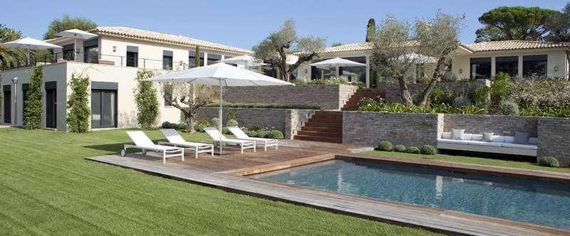 The Villa Elizabeth can house up to 12 guests in the lap of luxury.