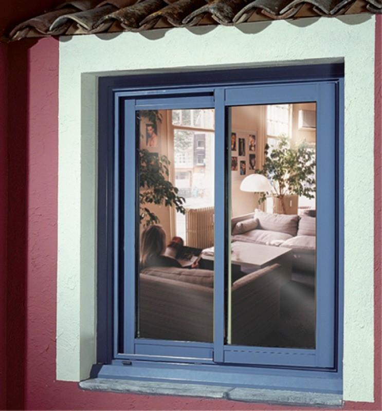 Fenêtres aluminium à Toulon - Les Menuiseries de la Vallée